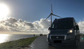 Westfalia Columbus на базе Fiat Ducato