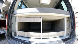 Car furniture , Modular Car Furniture , Kitchen module in the car