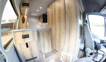 Conversion VW Crafter