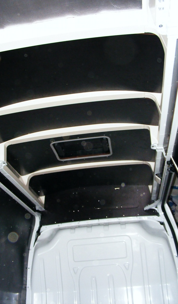 Truck trim in Ukraine / Vans trim